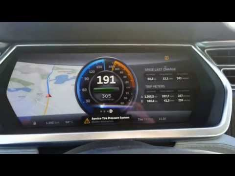 BMW Motorcycles Prices >> The Tesla speedometer hits the German Autobahn - Electrek