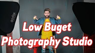 How To Build Photography Studio At Home To Earn Money In Urdu \ Hindi