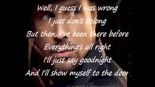 Friends in low places lyrics Garth Brooks