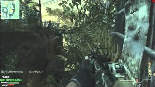 MW3 [free for all] 30-0 MoabGameplay Mission