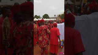 preview picture of video 'Celebration in Igbo land, Nigeria'