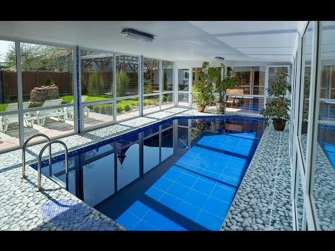 billiards sauna pool barbecue, Kyiv - apartment by the day