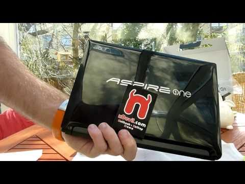 Acer aspire One 522 Unboxing