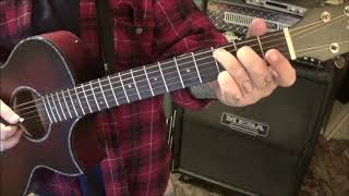 TRACY LAWRENCE   IS THAT A TEAR   CVT Guitar Lesson By Mike Gross