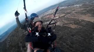 preview picture of video 'Vuelo Amparo'