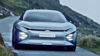 NEW 2016 Citroën CXperience Concept - OFFICIAL Trailer