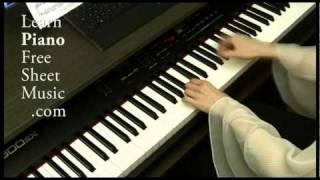PACHELBEL Canon very beautiful Piano Version