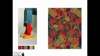 textile design, recolor