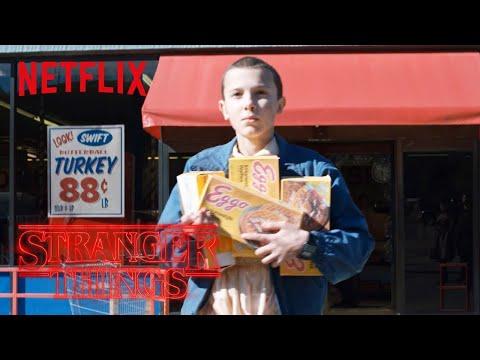 Stranger Things Rewatch | Clip: Eleven's Eggos | Netflix