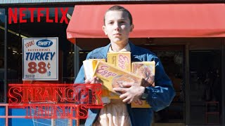 Stranger Things - Eleven's Eggos
