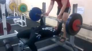 Саня S.P.I.R.I.T жмет 100 кг