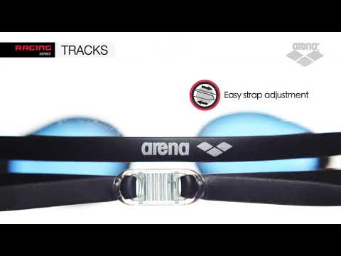 Tracks & Tracks Mirror Racing Goggles