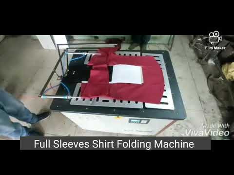 Shirt Folding Machine