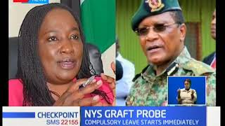 CS Kobia sends all NYS officers under probe on compulsory leave over Ksh9B scandal