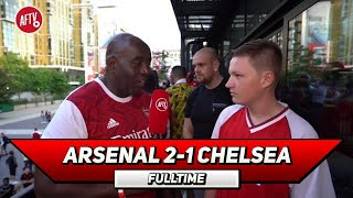 Arsenal 2-1 Chelsea | At 1-0 I Thought It Would Be Another Baku! (James)