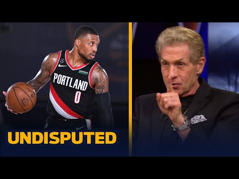 Skip & Shannon react to Charles Barkley's prediction of Portland eliminating Lakers | UNDISPUTED