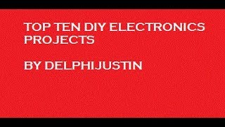top-10-diy-electronic-projects