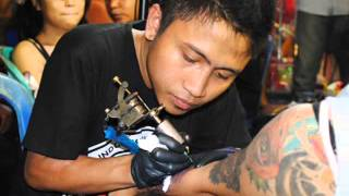 preview picture of video 'gorontalo tattoo art'