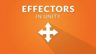 2D EFFECTORS in Unity - Tutorial