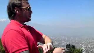 Santiago de Chile, Chile, viewpoint, 2009