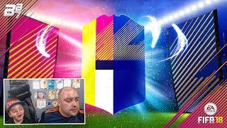 FUTTIES PACK OPENING WITH JACK! | FIFA 18 ULTIMATE TEAM