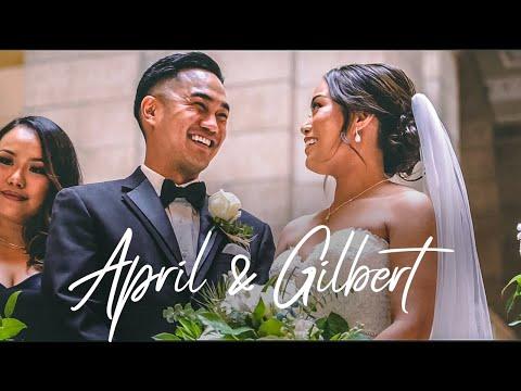 Speechless (April & Gilbert Wedding Highlights Video)