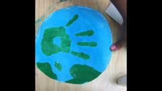 Earth Day Art Project For Kids