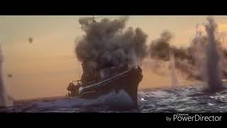 Two Steps From Hell Star Sky In World of warships and World of warplanes 720p HD