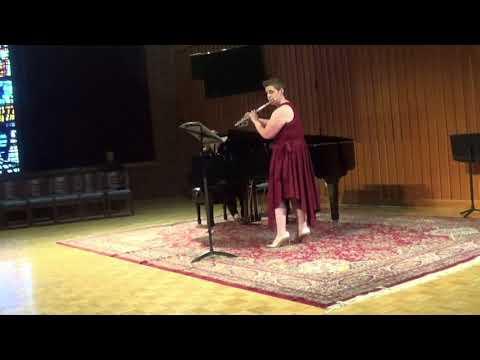 Le Merle Noir by Olivier Messiaen