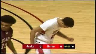 BOYS Jenks vs. Union