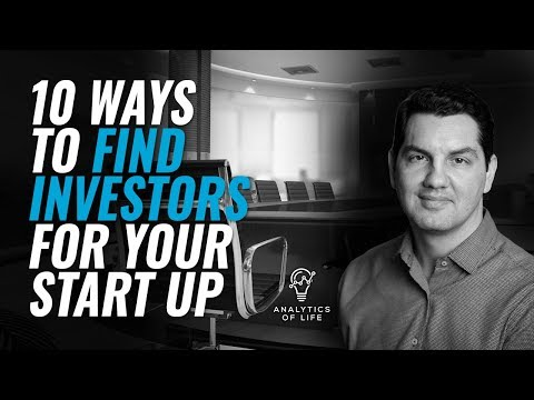 , title : '10 Ways to Find Investors for Your StartUp | Startup Funding | How to fund your startup'