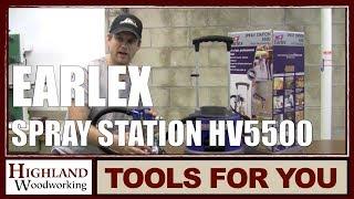 earlex spray station 5500 - Thủ thuật máy tính - Chia sẽ