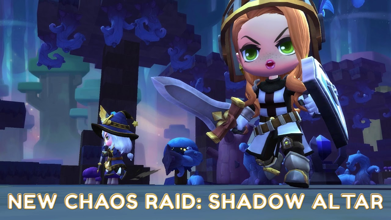 MapleStory 2 Future Roadmap Video - New Characters, New Areas & More