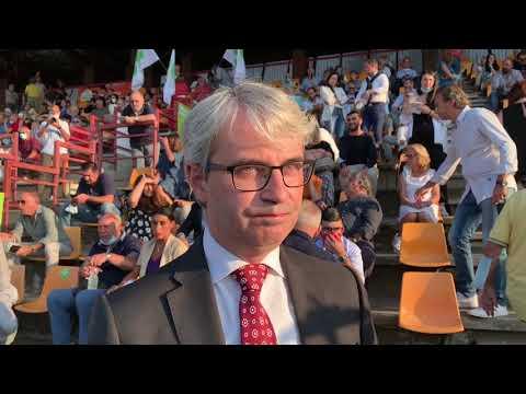Elezioni a Varese, Davide Galimberti presenta il programma elettorale del centro sinistra