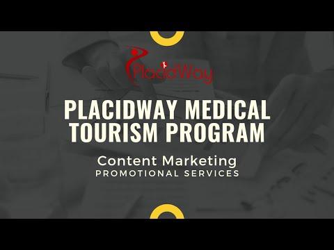 PlacidWay Medical Tourism Program Content Marketing
