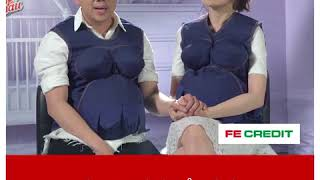 [Hariwon- Trấn Thành] Màn đấu khẩu của gia đình Xìn Ri (Khi đàn ông mang bau)