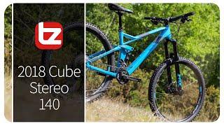 2018 Cube Stereo 140 | Range Review | Tredz Bikes