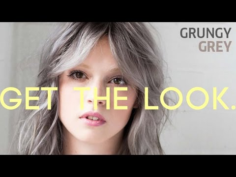 Get The Look: How To Grungy Grey with Wella Koleston Perfect Innosense