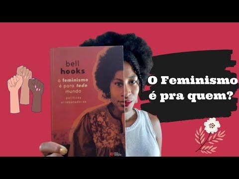 VLOG e RESENHA O FEMINISMO é para todo mundo, bell hooks