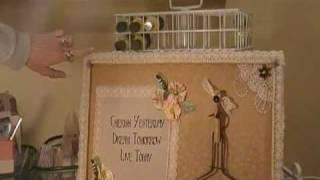 Antique Clothes Hanger Wall Art