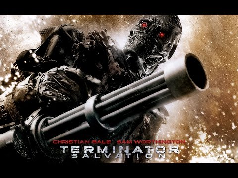 Terminator Salvation 2009   Desert Highway Battle Scene   1080p