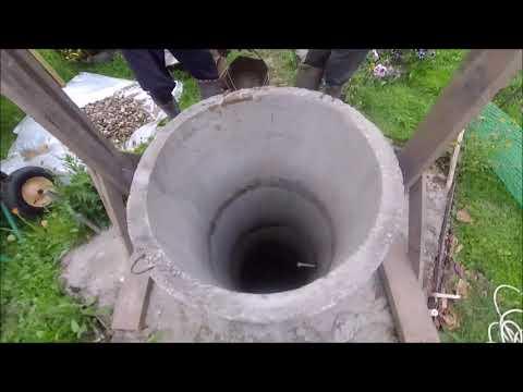 чистка колодцев Воскресенск