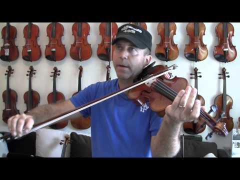 Quality Pernambuco Violin Bow Review