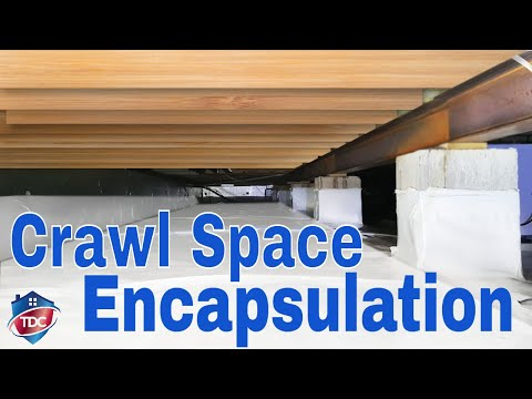 6 Steps to Crawl Space Encapsulation