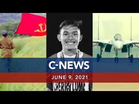 [UNTV]  UNTV: C-NEWS | June 9, 2021