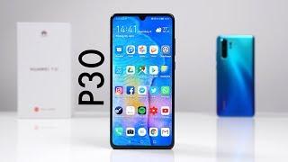 Huawei P30 - Review & Vergleich Mit P30 Pro (Deutsch) | SwagTab