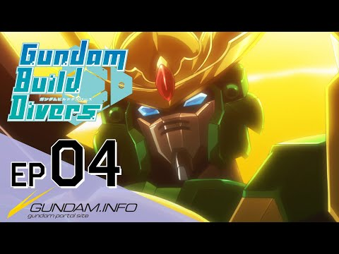 Download Gundam Build Divers-Episode 4: Tigerwolf of the Sacred Mountain(EN,TW,HK,KR,FR,IT,TH sub) HD Mp4 3GP Video and MP3