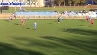 preview picture of video 'Stal Kraśnik - Sokół Sieniawa 1:1 (0:0), I połowa'