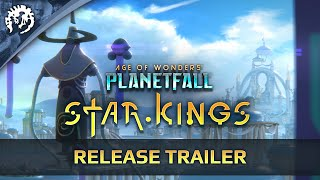 Age of Wonders: Planetfall - Star Kings Youtube Video