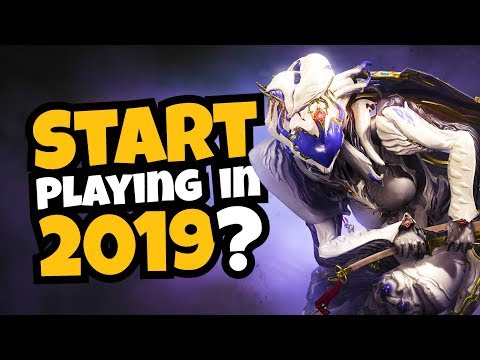 Should You Start Playing Warframe In 2019?